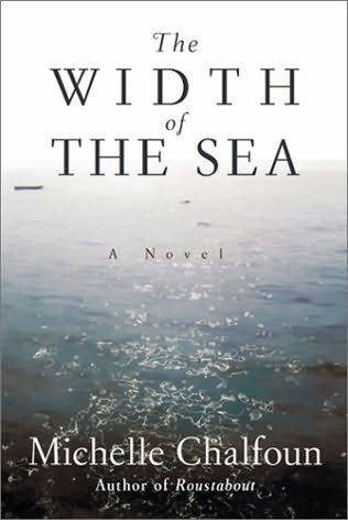 book cover of The Width of the Sea