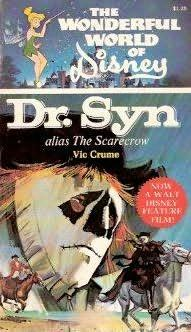 book cover of Dr. Syn Alias the  Scarecrow