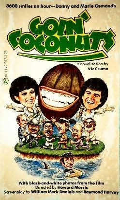 book cover of Goin\'  Coconuts