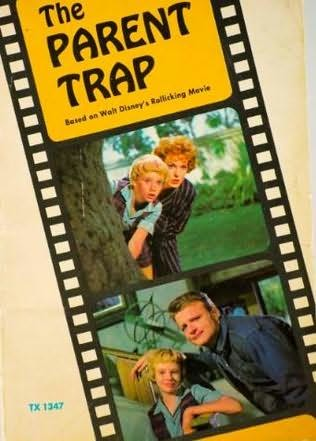 book cover of The Parent Trap