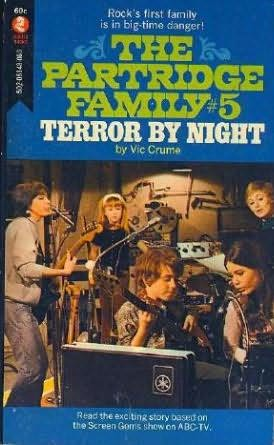 book cover of Terror By Night