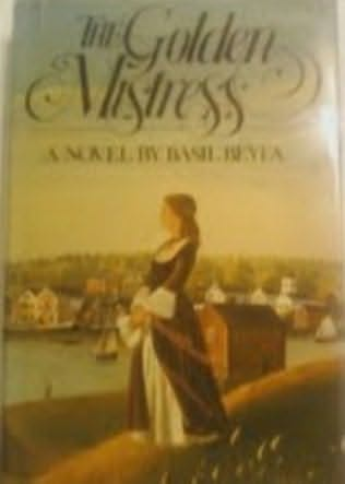 book cover of The Golden Mistress