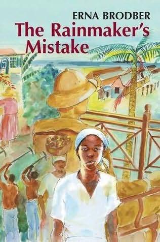 book cover of The Rainmaker\'s Mistake