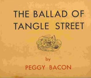 book cover of The Ballad of Tangle Street