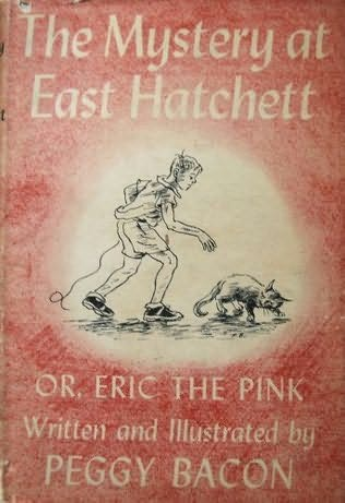 book cover of The Mystery At East Hatchett