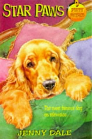 book cover of Star Paws