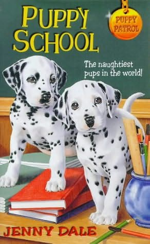 book cover of Puppy School