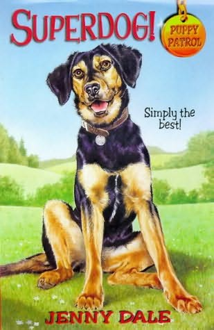 book cover of Superdog!