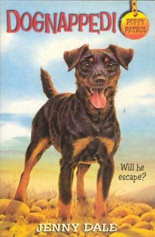 book cover of Dognapped!