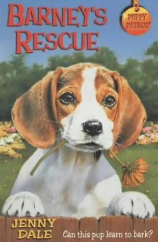 book cover of Barney\'s Rescue