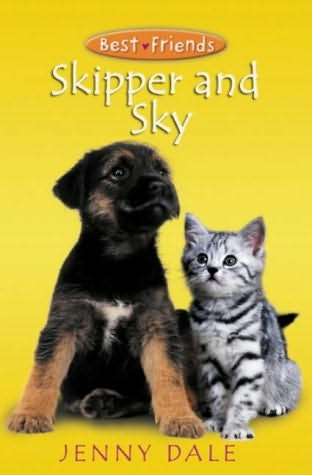 book cover of Skipper and Sky
