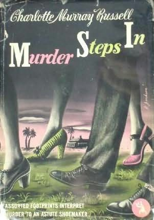 book cover of Murder Steps in