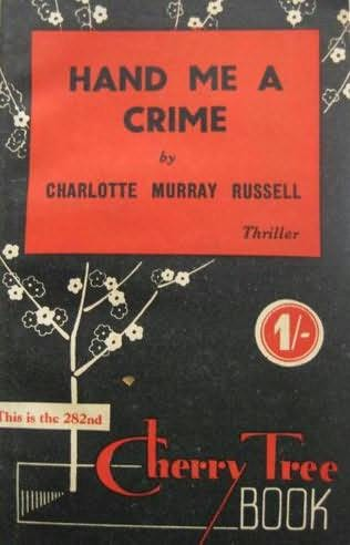 book cover of Hand Me a Crime