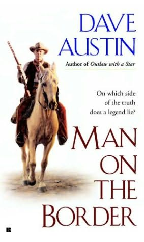 book cover of Man On the Border