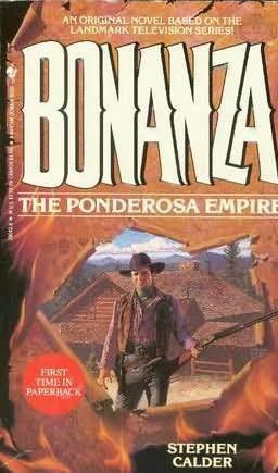 book cover of The Ponderosa Empire