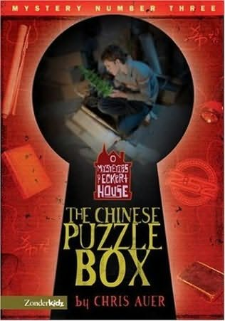 book cover of The Chinese Puzzle Box