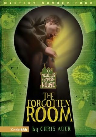 book cover of The Forgotten Room