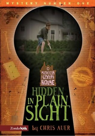 book cover of Hidden in Plain Sight