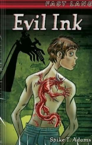 book cover of Evil Ink