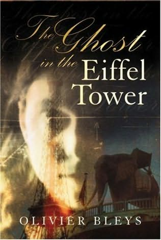 book cover of The Ghost in the Eiffel Tower