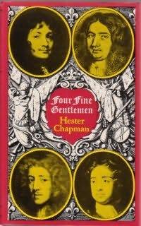 book cover of Four Fine Gentlemen