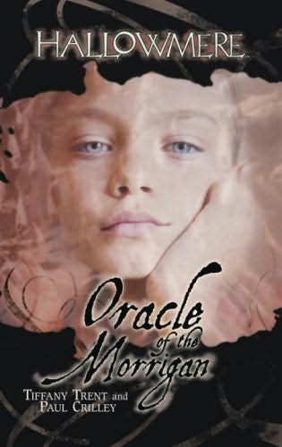 book cover of Oracle of the Morrigan