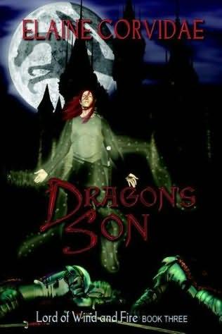 book cover of Dragon\'s Son