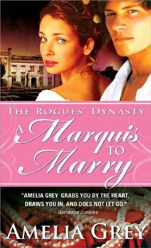book cover of A Marquis to Marry