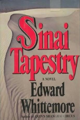 book cover of Sinai Tapestry