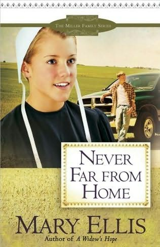 book cover of Never Far from Home