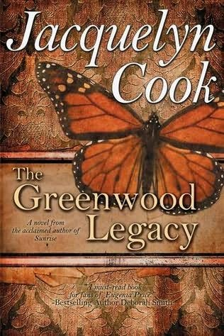 book cover of The Greenwood Legacy