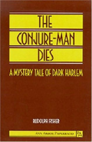 book cover of The Conjure-Man Dies