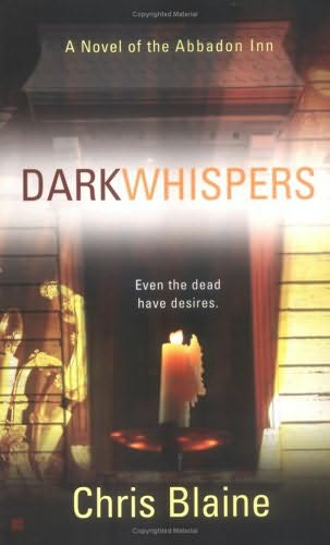 book cover of Dark Whispers