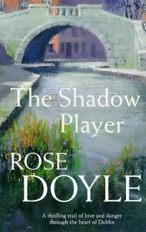 book cover of The Shadow Player
