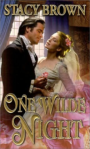 book cover of One Wilde Night