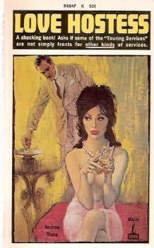 book cover of Love Hostess