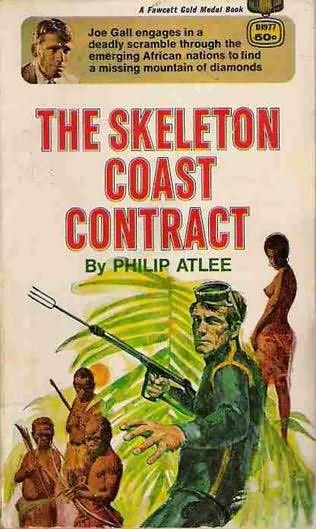 book cover of The Skeleton Coast Contract