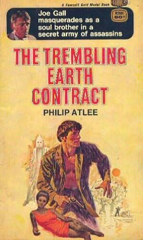 book cover of The Trembling Earth Contract