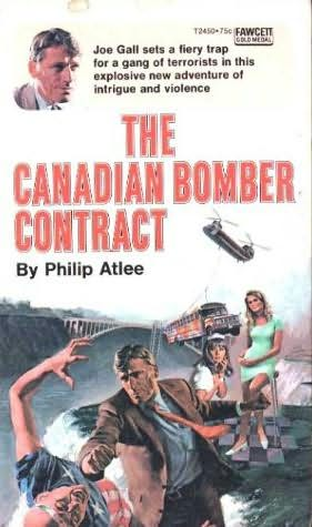 book cover of The Canadian Bomber Contract