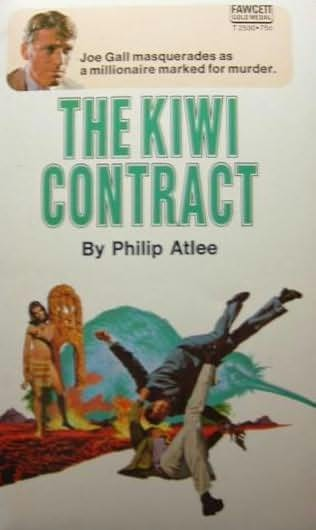 book cover of The Kiwi Contract