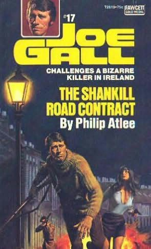 book cover of The Shankill Road Contract