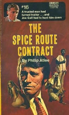 book cover of The Spice Route Contract