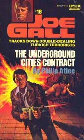 book cover of The Underground Cities Contract