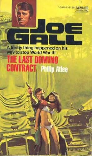 book cover of The Last Domino Contract