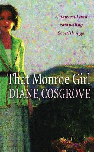 book cover of That Monroe Girl