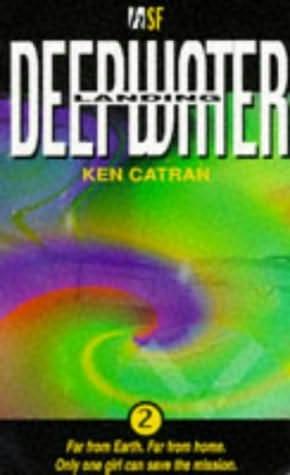 book cover of Deepwater Landing