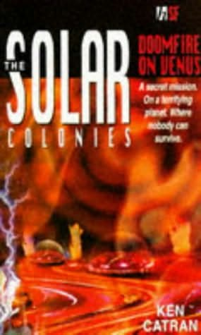 book cover of Doomfire On Venus