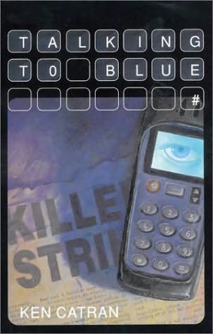 book cover of Talking to Blue