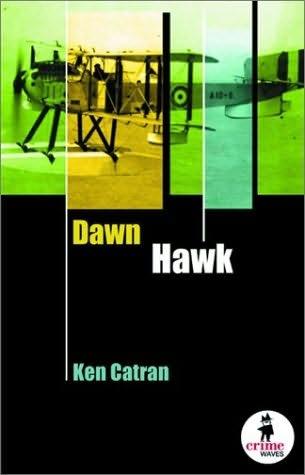 book cover of Dawn Hawk