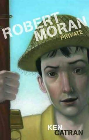 book cover of Robert Moran